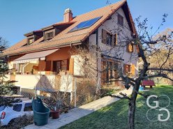 Villa familiale avec jardin et 2 garages