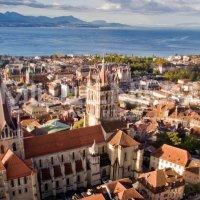 Propriété d'exception à Lausanne