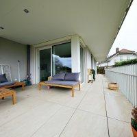 3D / Splendide appartement 3.5 pièces / Terrasse et jardin / Vue lac