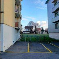 Place de parking extérieure à Bussigny