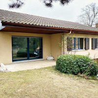Superbe villa de 5.5 pièces / 3 chb + 1 studio indépendant / Jardin