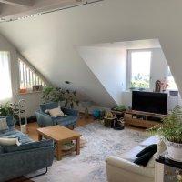 3D - Magnifique Duplex 6,5p / 4 chambres / Balcon - Jardin / Vue