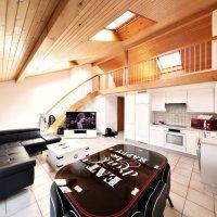 Bel appartement de 3.5 pièces (85m2)- 2 balcons