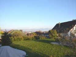 Tolochenaz, proche Morges, spacieuse villa de 2 logements