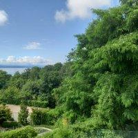 Superbe maison avec magnifique véranda et beau terrain - Vue lac