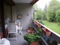 Eaux vives Genève 4p résidence calme pour investisseur loyer 36'000/an