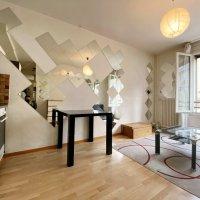 Magnifique appartement meublé de 3 pièces / entièrement rénové