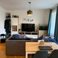Grand appartement de 2.5 pièces situé aux Eaux-Vives