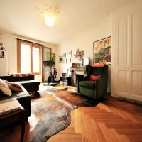 Superbe appartement meublé 3.5p / 1 chambre / SDB/ Calme