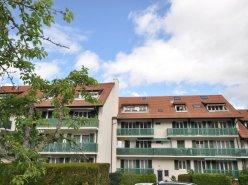 Attique en duplex neuf de 4 pièces, vue dégagée sur Jura et Salève.