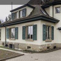 Villa partiellement meublé a louer