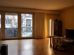 Appartement 4 pièces traversant au calme