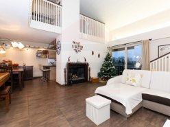 Magnifique duplex avec jardin de 197 m2