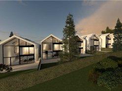 Villas sur plan à Vandoeuvres 240 m2 habitables + sous-sol de 78 m2