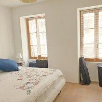 Superbe appartement 2 p / 1 chambre / SDB / Balcon vue lac