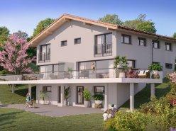 Villa Mitoyenne neuve  6.5 pièces en PPE - 1261 Le Vaud - Villa C