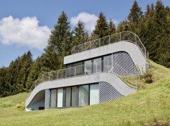 Maison d'architecte proche de Saint-Cergue