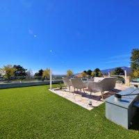 Magnifique apt 4.5p/Terrasse sur le toit avec vue panoramique sur lac