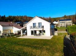Grande villa individuelle familiale de 2010 avec vue lac et montagne