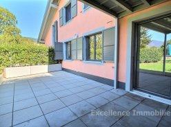 Charmant appartement de 4,5 pièces avec terrasse et jardin à 5 min. de Nyon