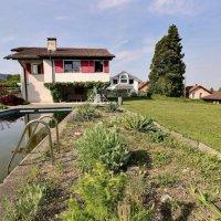 Magnifique villa-chalet de 7p// 5 chambres + bureau // Jardin