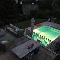 Magnifique maison meublée à Arzier / Vue spectaculaire avec piscine