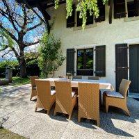 Splendide maison individuelle meublée / 5 chambres / 3 SDB / Jardin