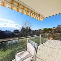 Magnifique 5,5p // 4 chambres // 2 SDB // Grand balcon - Vue