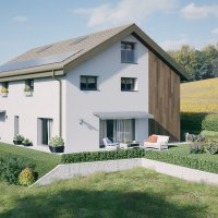 Ce beau projet de Villa neuve de 5.5 pièces / Jardin / Calme