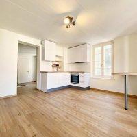 Superbe appartement rénové 2 p / 1 chambre / SDB / proche commodités