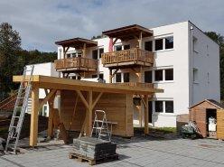 Magnifique 4p / 2 chambres / Eco habitat neuf Minergie / Balcon