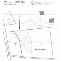Terrain artisanal et industriel à Palézieux de 12'300 m2 a morceler