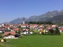 Devenez propriétaire sans fonds propres pour 480.-CHF/mois  - à 15 minutes de Bulle et Gstaad  4.5 p avec vue panoramique