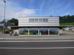 1 Immeuble individuel rénové affectation mixte Grand appartement – Garage Atelier- Exposition