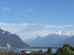 Magnifique 4.5 pièces à Vevey / vue sur le Lac et les Montagnes