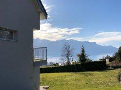 Belle villa jumelle moderne,  6.5 pces, calme,  superbe vue lac