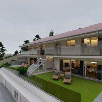 Promotion de deux villas avec jardin et vue sur le lac et les Alpes !