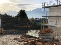 La dernière villa indépendante contemporaine, calme, vue lac
