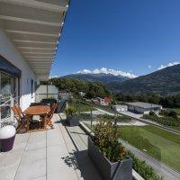 Magnifique Attique 5,5p // 4 chambres // 2 SDB // 2 balcons terrasses