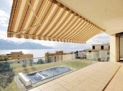 Magnifique appartement à Montreux avec vue imprenable sur le lac