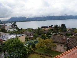 Duplex avec vue sur le lac