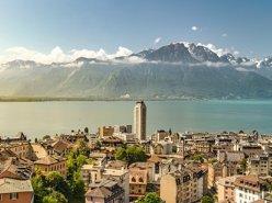A vendre immeuble de 7 appartements et un restaurant, Montreux (VD-CH)