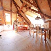 Sous-location meublée 3,5 p / 2 chambres / 1 SDB / vue lac