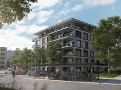 Appartement de 1,5 pièces avec balcon au 3 ème étage