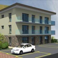 PROMOTION NEUVE - Appartement attique 2.5p sur plans - Aigle