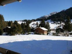 Très bel appartement de 4.5 pièces au pied des pistes de ski