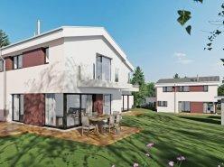 C-Service vous propose une villa jumelée de 4,5 pièces à Ollon (VD)