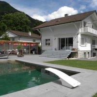 C-Service vous propose une villa 6,5 pièces avec piscine à Ollon