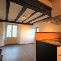 Superbe 3.5P / 2 chambres / 1 salle de bain / 1 balcon vue magnifique