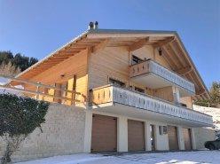 C-SERVICE vous propose un magnifique attique de 5.5 pces aux Cerniers